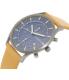Skagen Men's Holst SKW6285 Beige Leather Quartz Watch - Side Image Swatch