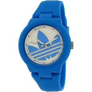 Adidas Women's ADH3118 Blue Resin Quartz Watch