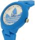 Adidas Women's ADH3118 Blue Resin Quartz Watch - Side Image Swatch