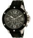 Armani Exchange Men's AX1522 Black Resin Quartz Watch - Main Image Swatch