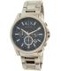 Armani Exchange Men's AX2509 Silver Stainless-Steel Quartz Watch - Main Image Swatch