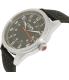 Chaps Men's Bransen CHP5012 Black Leather Quartz Watch - Side Image Swatch