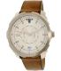 Diesel Men's Machinus DZ1736 Brown Leather Quartz Watch - Main Image Swatch
