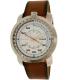 Diesel Men's Rig DZ1749 Silver Leather Quartz Watch - Main Image Swatch