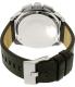Diesel Men's Heavyweight DZ4392 Silver Leather Quartz Watch - Back Image Swatch