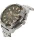 Diesel Men's Heavyweight DZ4394 Gunmetal Stainless-Steel Quartz Watch - Side Image Swatch