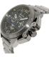 Diesel Men's Ironside DZ4398 Gunmetal Stainless-Steel Quartz Watch - Side Image Swatch