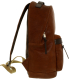 Michael Kors Men's Leather Backpack - Side Image Swatch