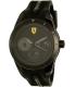 Ferrari Men's Redrev T 0830259 Black Silicone Quartz Watch - Main Image Swatch