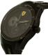 Ferrari Men's Redrev T 0830259 Black Silicone Quartz Watch - Side Image Swatch
