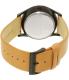 Skagen Men's Holst SKW6265 Tan Leather Quartz Watch - Back Image Swatch