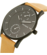 Skagen Men's Holst SKW6265 Tan Leather Quartz Watch - Side Image Swatch
