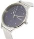 Skagen Women's Anita SKW2391 Silver Metal Quartz Watch - Side Image Swatch