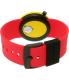 Swatch Men's Originals PNJ100 Red Silicone Quartz Watch - Back Image Swatch