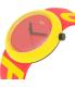 Swatch Men's Originals PNJ100 Red Silicone Quartz Watch - Side Image Swatch