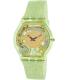 Swatch Women's Classic SFG106 Green Silicone Swiss Quartz Watch - Main Image Swatch