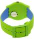Swatch Men's New Gent SUOG707 Green Silicone Swiss Quartz Watch - Back Image Swatch