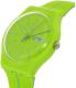 Swatch Men's New Gent SUOG707 Green Silicone Swiss Quartz Watch - Side Image Swatch