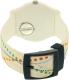 Swatch Men's Originals SUOW128 White Silicone Quartz Watch - Back Image Swatch