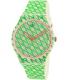 Swatch Men's New Gent SUOZ208 Green Silicone Quartz Watch - Main Image Swatch