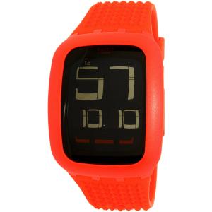 Swatch Men's Touch SURR105 Red Silicone Quartz Watch