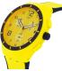 Swatch Men's Chrono Plastic SUSJ401 Yellow Silicone Quartz Watch - Side Image Swatch