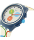 Swatch Men's Originals SUSN100 Multi Silicone Quartz Watch - Side Image Swatch