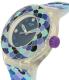 Swatch Women's Scuba SUUK110 Purple Silicone Swiss Quartz Watch - Side Image Swatch