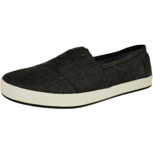 Toms Men's Avalon Slipon Chambray M Ankle-High Fabric Flat Shoe