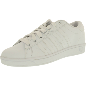 K-Swiss Women's Hoke Cmf Leather Ankle-High Leather Fashion Sneaker