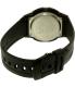 Casio Men's Sports AW80-1A2V Black Resin Quartz Watch - Back Image Swatch