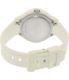 Casio Women's Classic LXS700H-5BV White Plastic Quartz Watch - Back Image Swatch