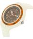 Casio Women's Classic LXS700H-5BV White Plastic Quartz Watch - Side Image Swatch