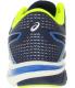 Asics Men's Gel-Super J33 2 Ankle-High Synthetic Running Shoe - Back Image Swatch