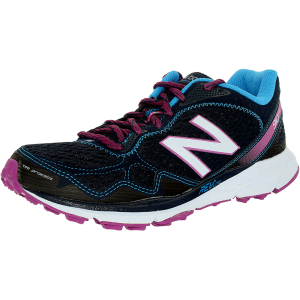 New Balance Women's Trail Running Ankle-High Synthetic Running Shoe