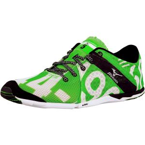 Mizuno Men's Wave Universe 5 Ankle-High Fabric Running Shoe
