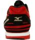 Mizuno Men's Wake Ekiden SI Ankle-High Mesh Running Shoe - Back Image Swatch