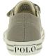Polo Ralph Lauren Boy's Scholar Ez Canvas Ankle-High Canvas Flat Shoe - Back Image Swatch