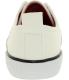 Polo Ralph Lauren Boy's Carlisle Iii Canvas Ankle-High Canvas Flat Shoe - Back Image Swatch