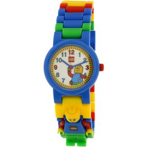 Lego Boy's 8020189 Multicolor Plastic Quartz Watch