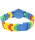 Lego Boy's 8020189 Multicolor Plastic Quartz Watch - Back Image Swatch