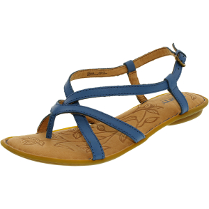 Born Women's Mai Leather Ankle-High Leather Sandal