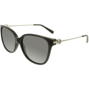 Michael Kors Women's Gradient  MK6006-3005T3-57 Black Square Sunglasses