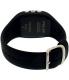 Polar Men's A300 90051952 Black Silicone Quartz Watch - Back Image Swatch