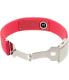 Polar Women's Loop 2 90054933 Pink Rubber Quartz Watch - Back Image Swatch