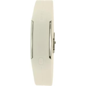 Polar Men's Loop 2 90054939 White Rubber Quartz Watch