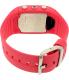 Polar Women's M400 90057192 Pink Silicone Quartz Watch - Back Image Swatch