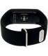 Polar Men's A360 90057420 Black Silicone Quartz Watch - Back Image Swatch