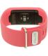 Polar Women's A360 90057436 Pink Silicone Quartz Watch - Back Image Swatch