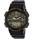 Casio Men's Sports AEQ110W-2AV Purple Rubber Quartz Watch - Main Image Swatch